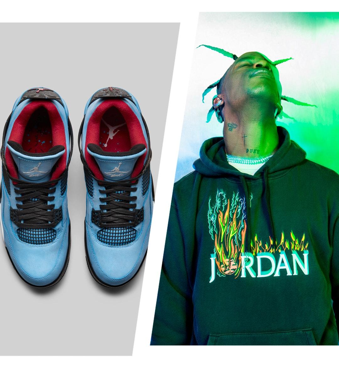 Travis Scott Nike Sneaker Collabs mobi8le