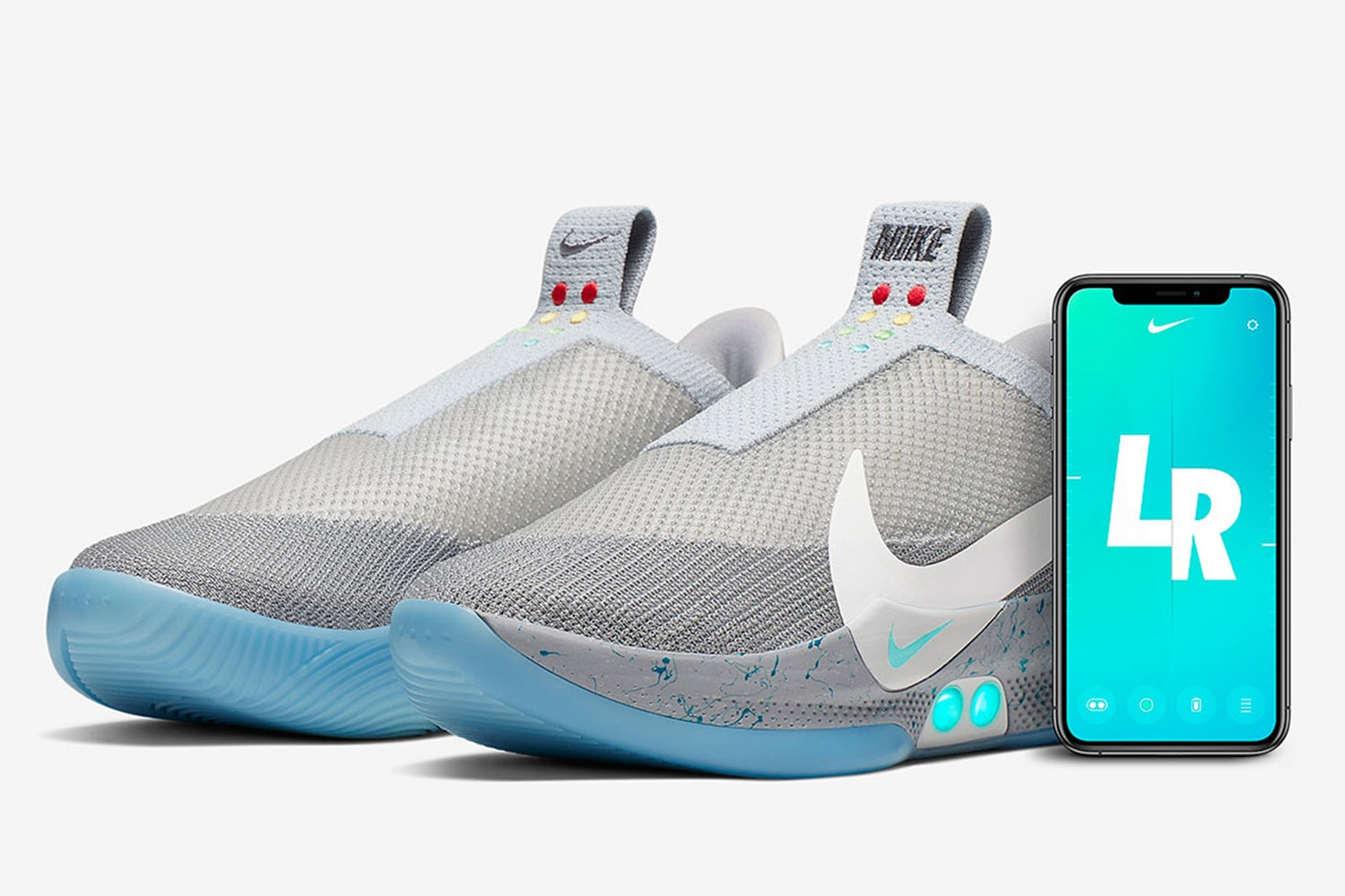 Nike Launches Back To The Future Self Lacing Sneakers One37pm