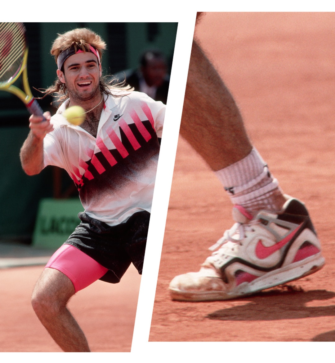 The Insane Tennis Sneakers From the