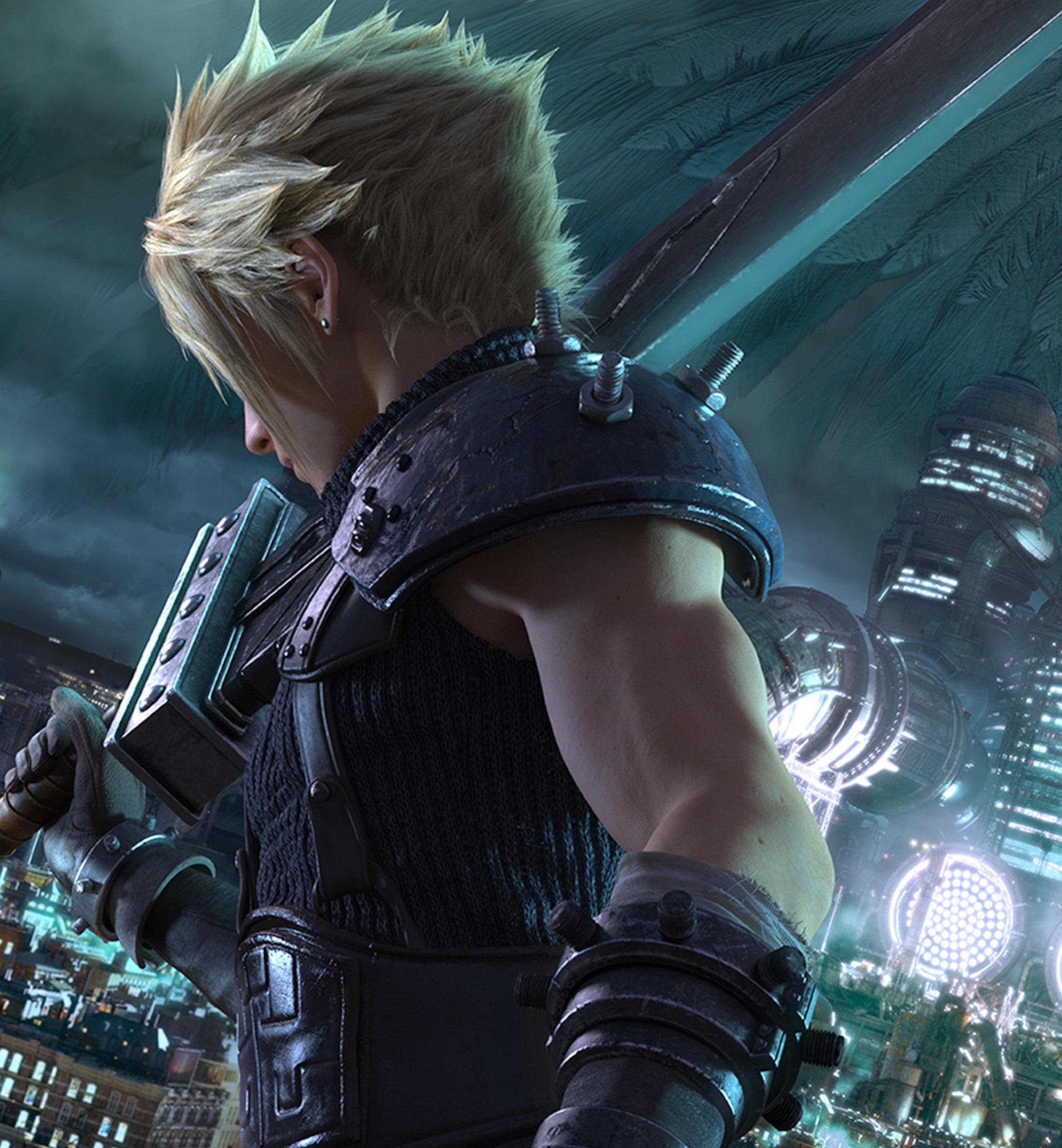 E3 Final Fantasy VII Remake mobile