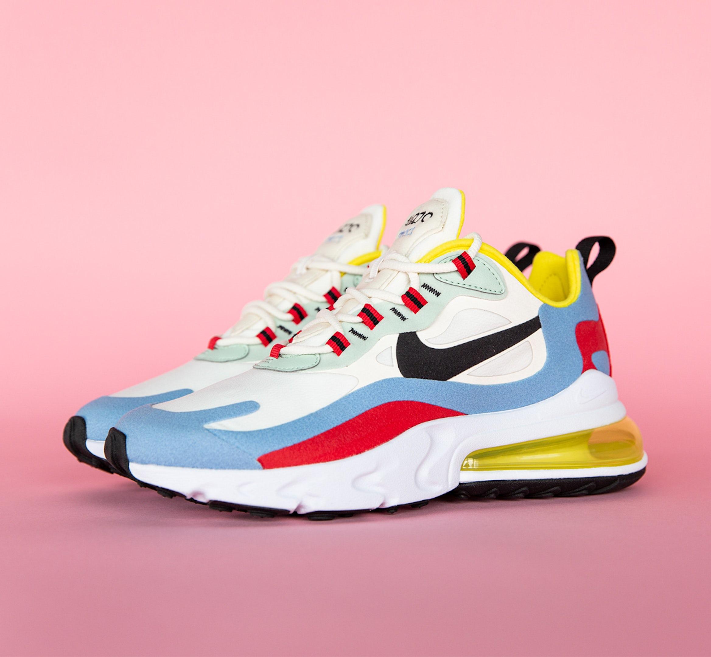 Nike Ai Max 270 React mobile