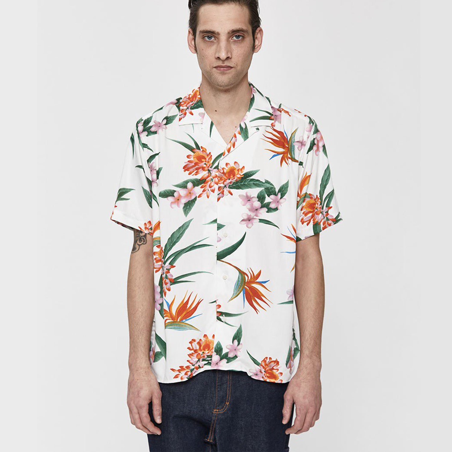 aloha shirt need supply