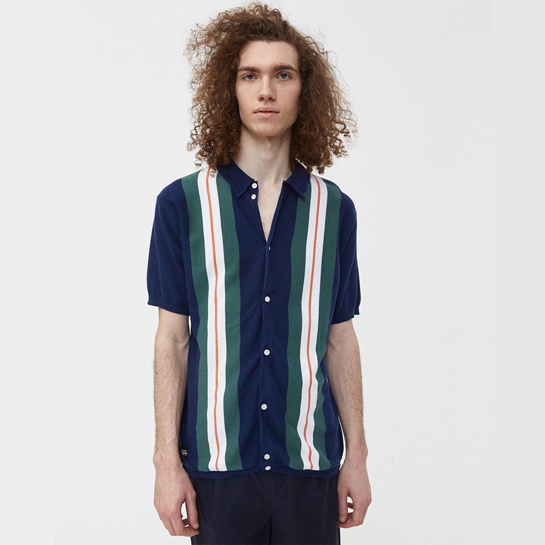 bowling shirt knit