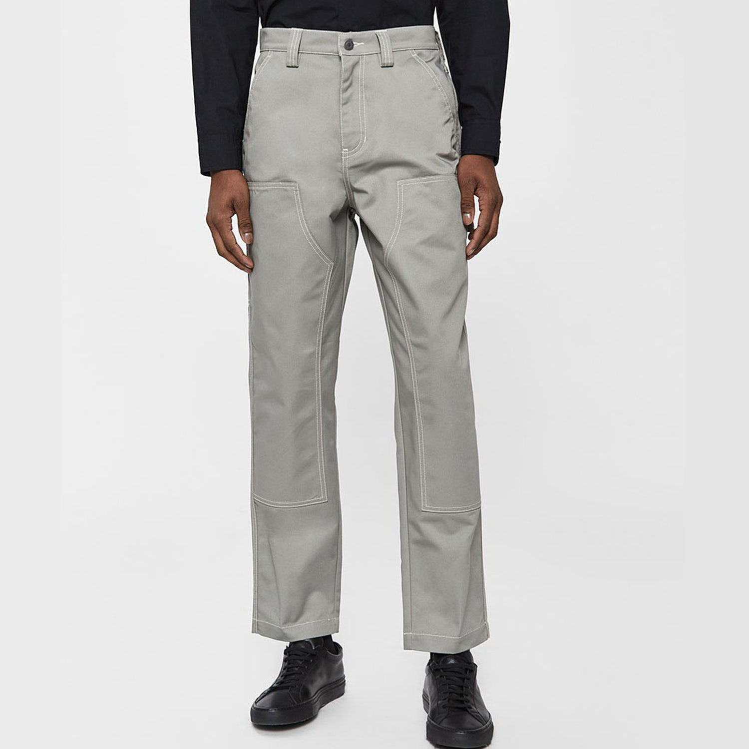 carpenter pants grey