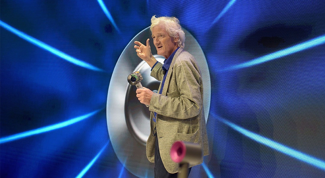 #TheUnknownHustle: James Dyson
