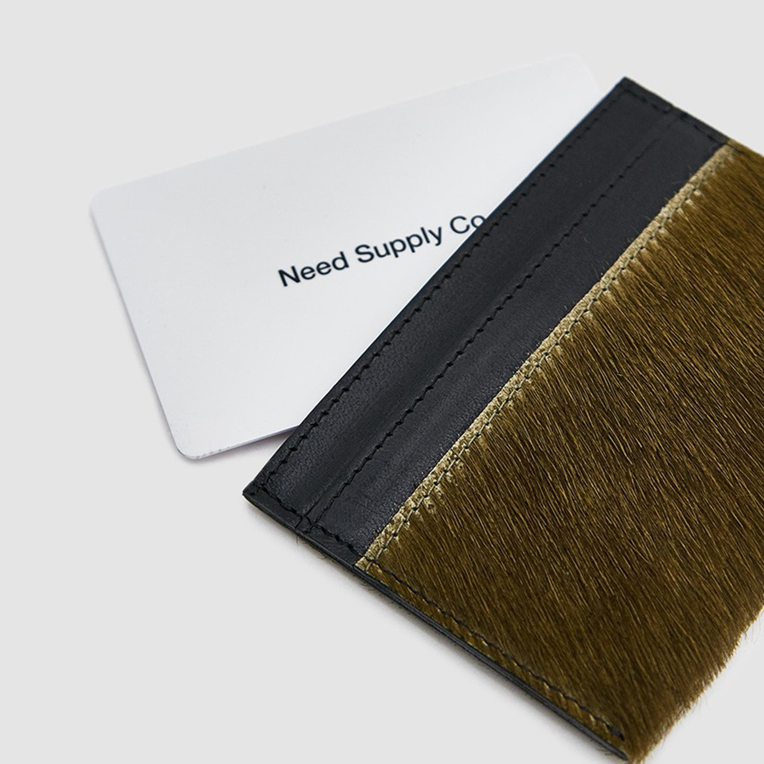 need supply dries van noten card wallet