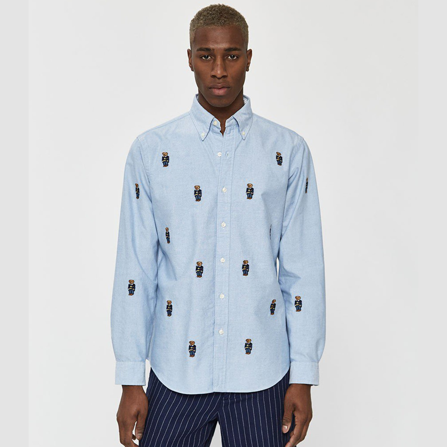ralph lauren bear shirt