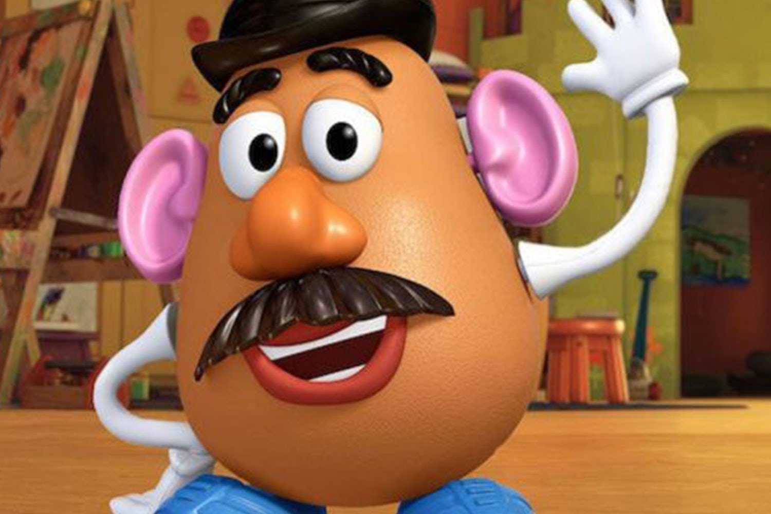 toy story 4 mr potato head in article
