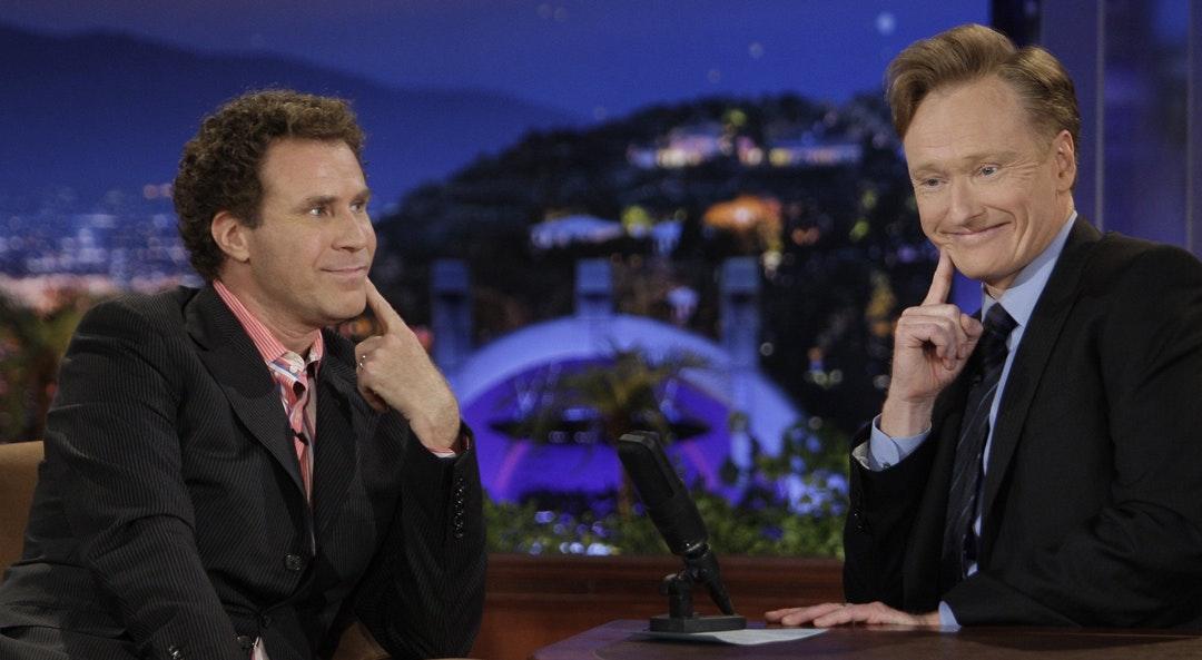 #TheUnknownHustle: Conan O'Brien