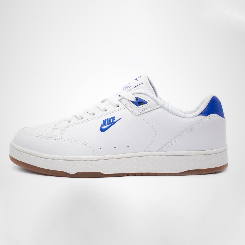 wimbledon white sneaker grandslam