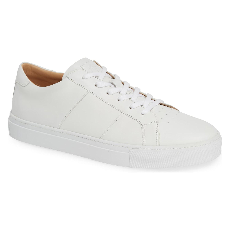 wimbledon white sneaker great