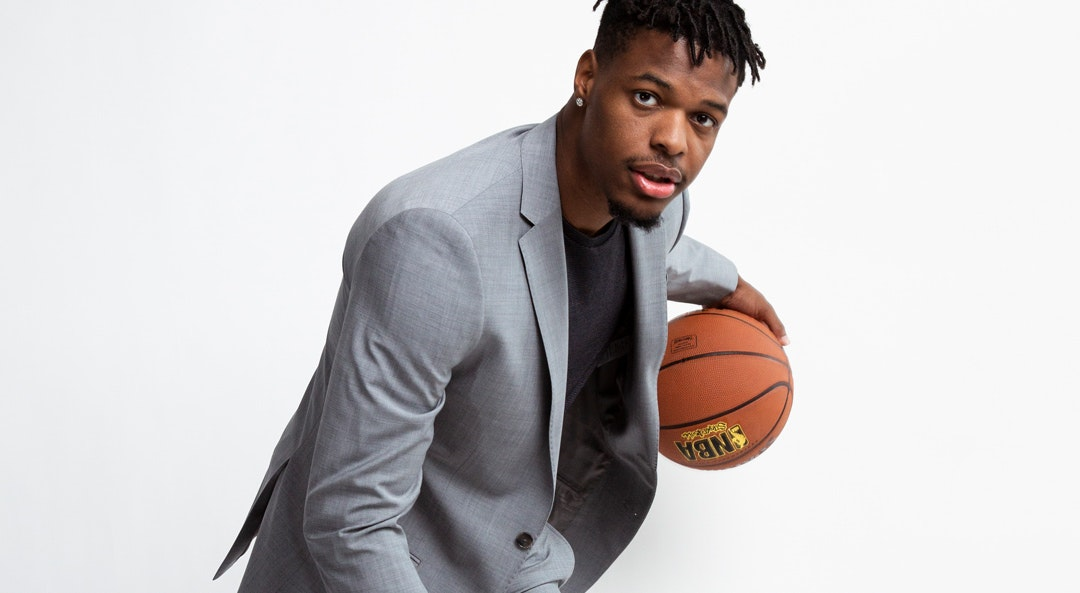 Dennis Smith Jr.'s Day of Fits