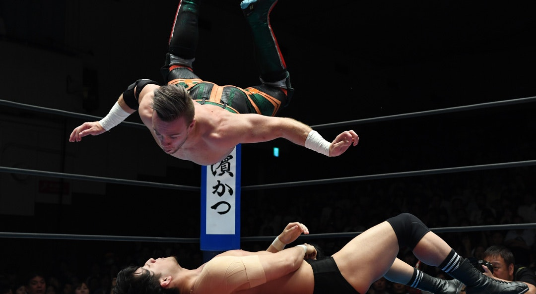 The Best Matches of the 2019 G1 Climax So Far
