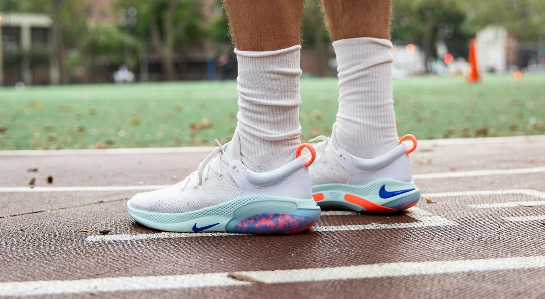 A First Look at the New Nike Joyride Technology