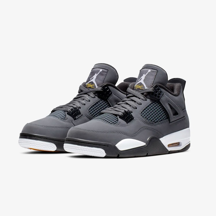 aj4 cool grey side