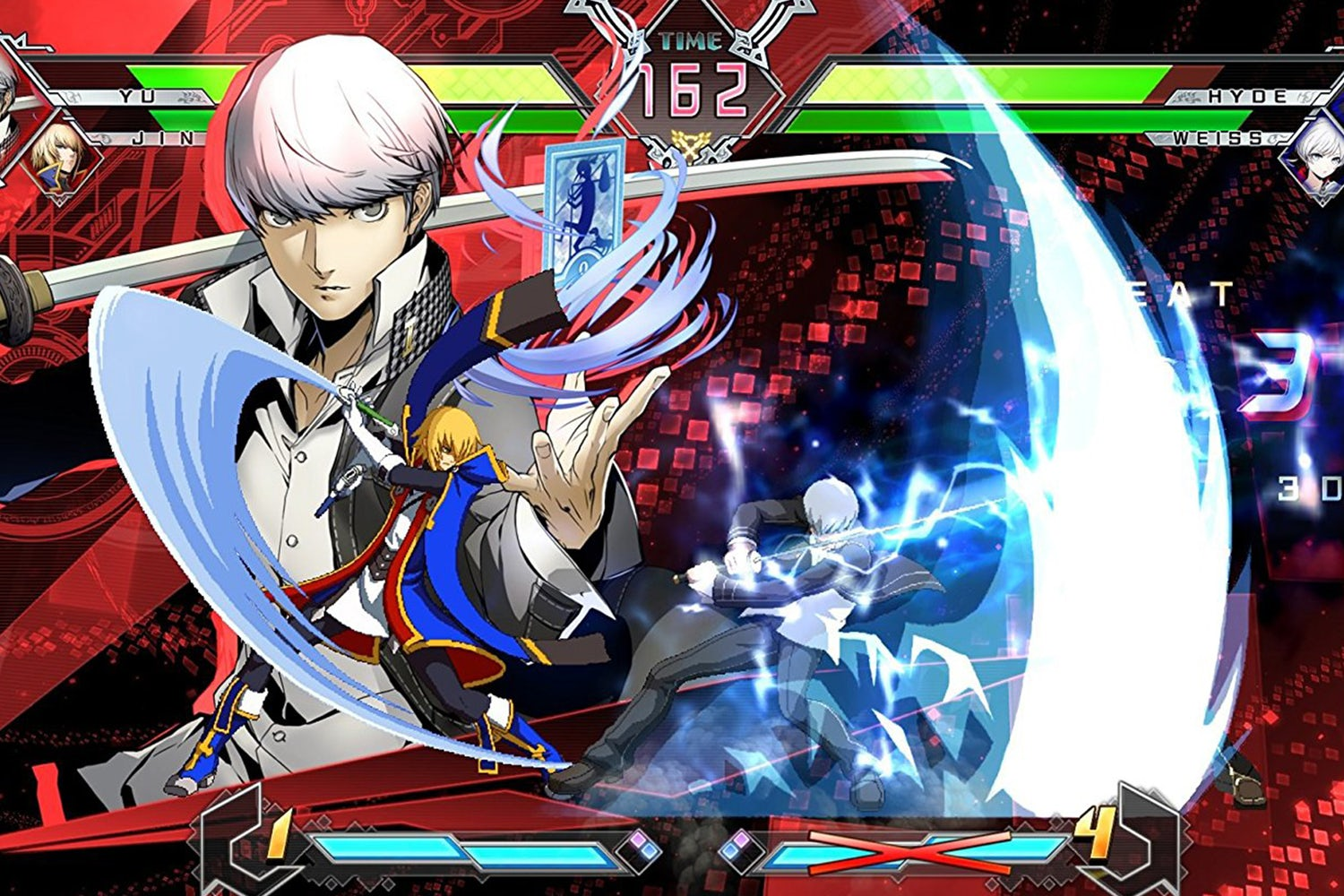 blazblue in article