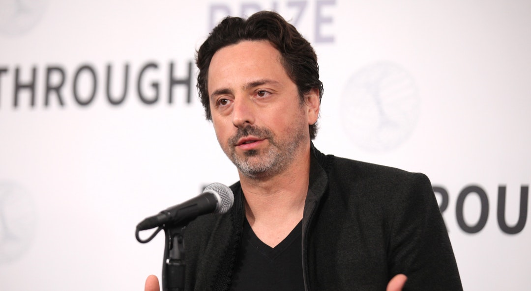 Google's Sergey Brin Recommends These 3 Books