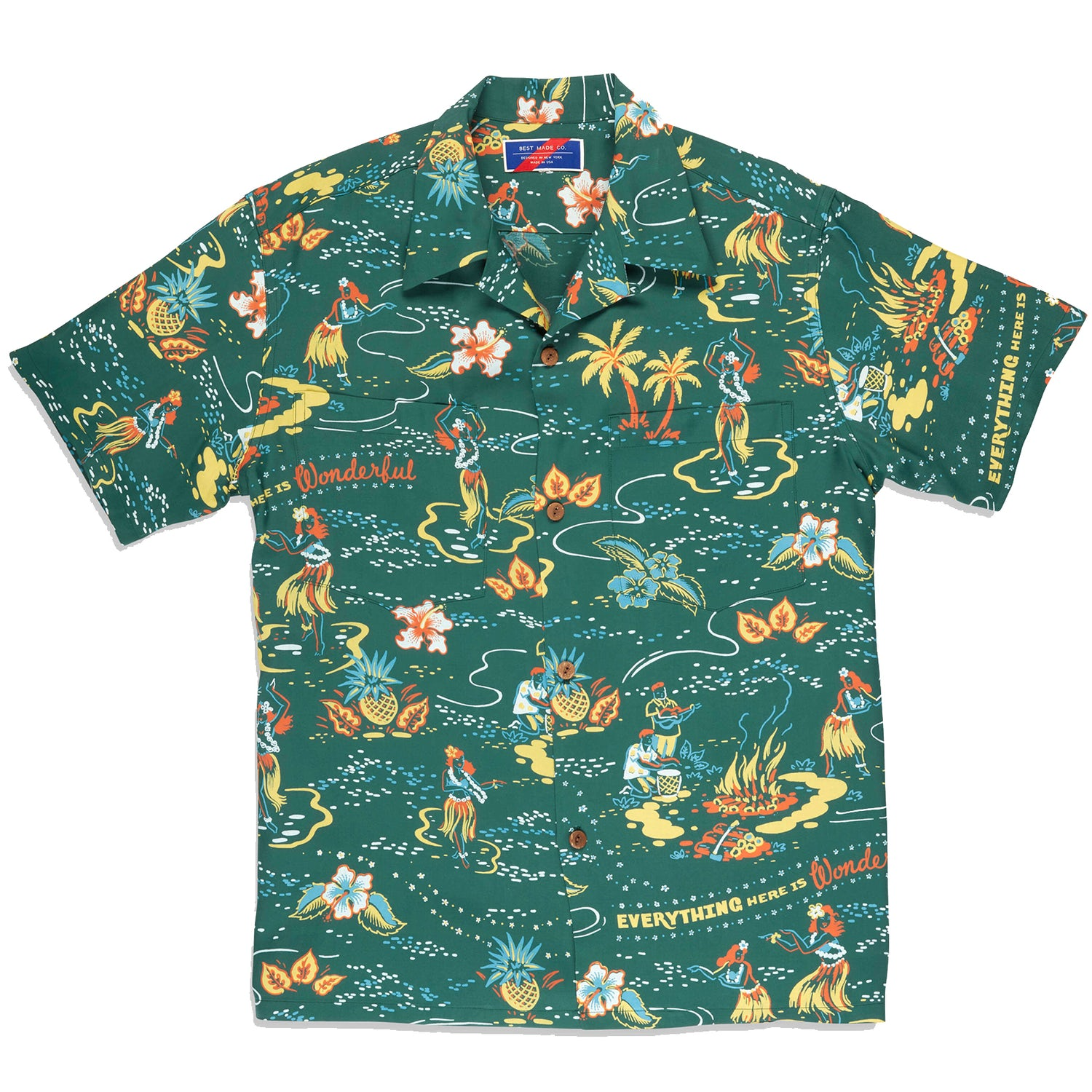 hawaiian shirt best made