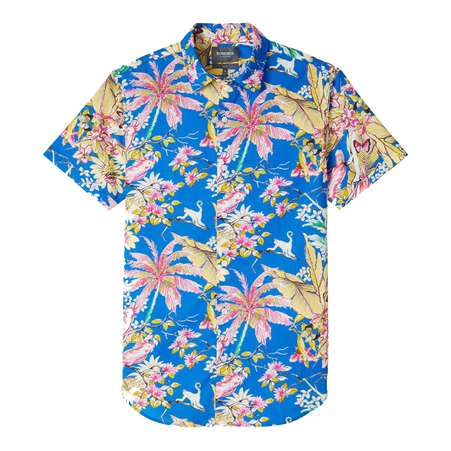 hawaiian shirt bonobos