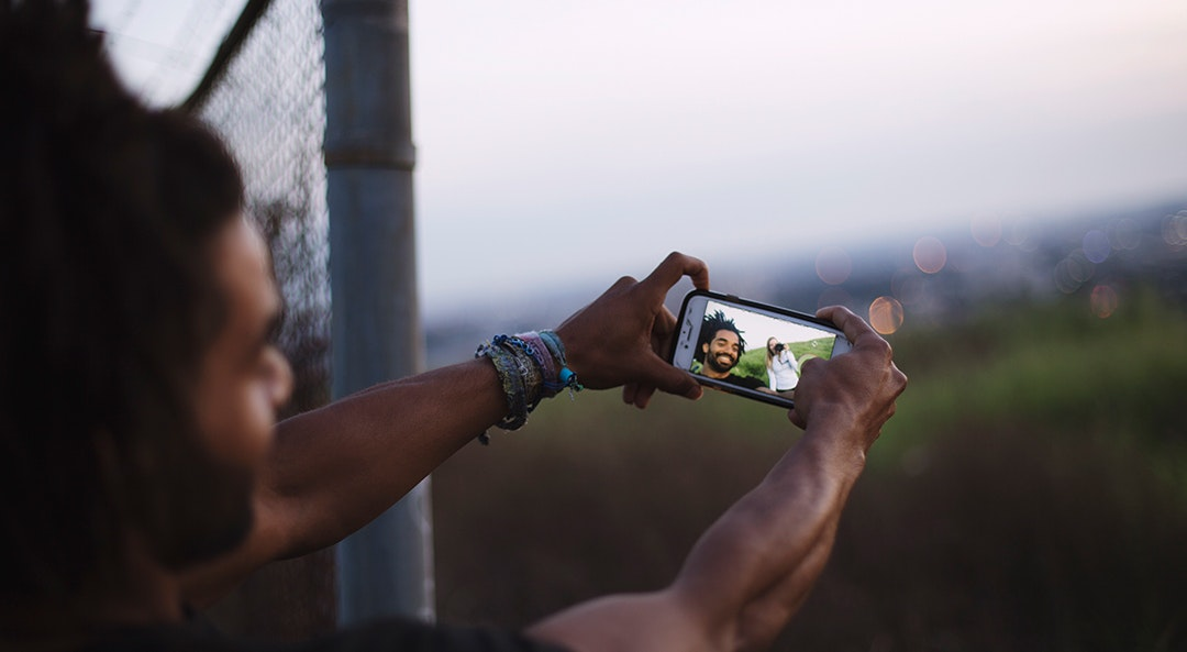 A Guy's Guide to Taking a Decent Picture of Yourself