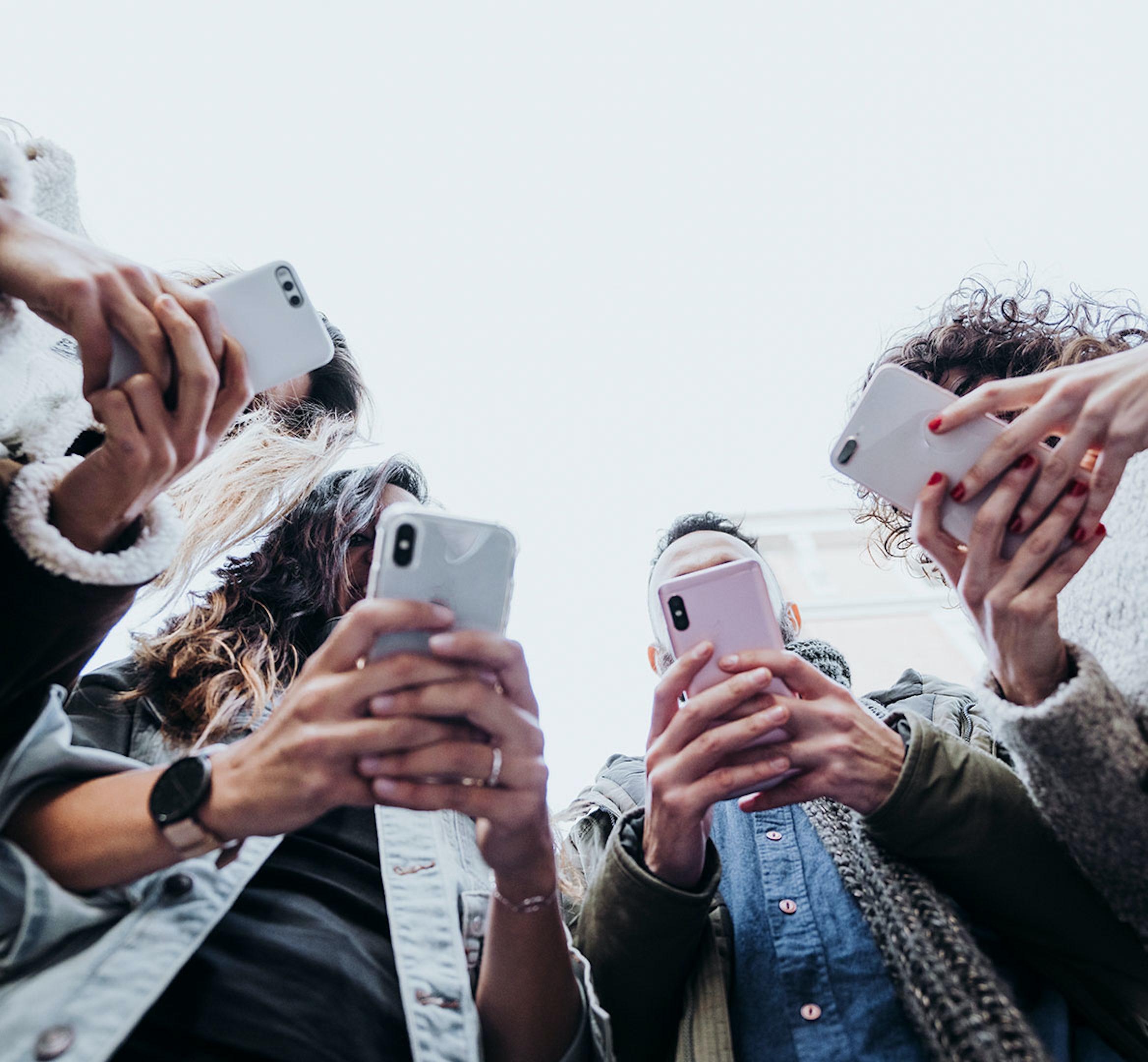 socialmedia mobile