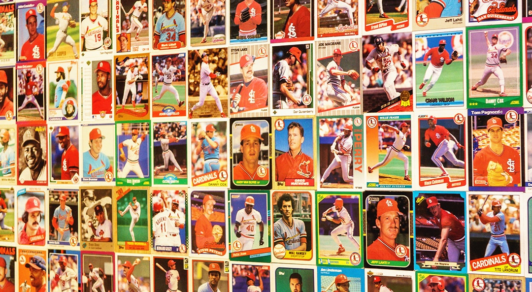 The Past, Present and Future of the Sports Card Industry