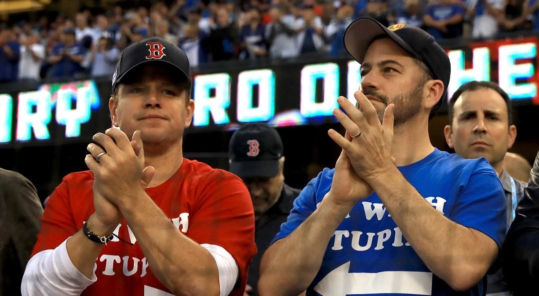 4 Famous Feuds Between Celebrity Sports Fans