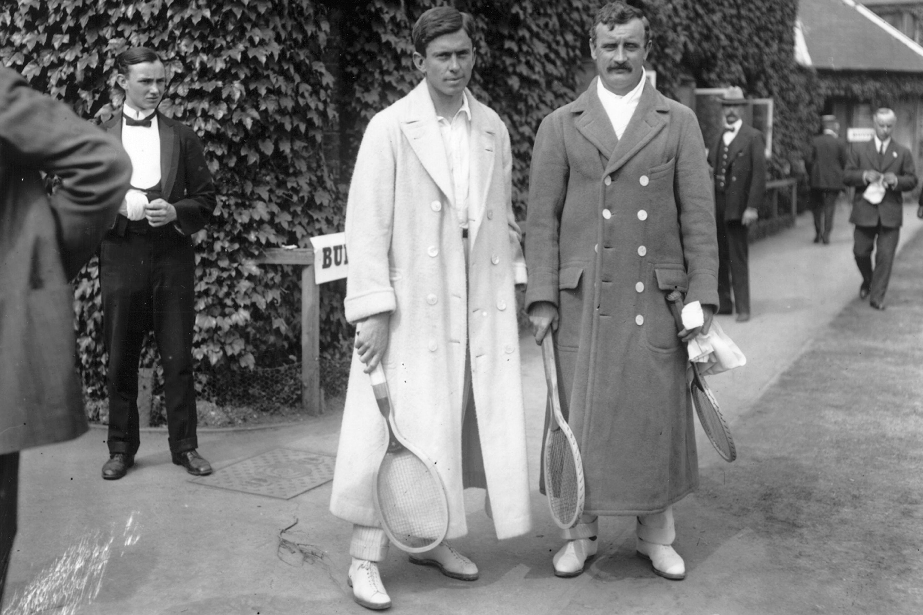 wimbledon fashion style tennis 1910