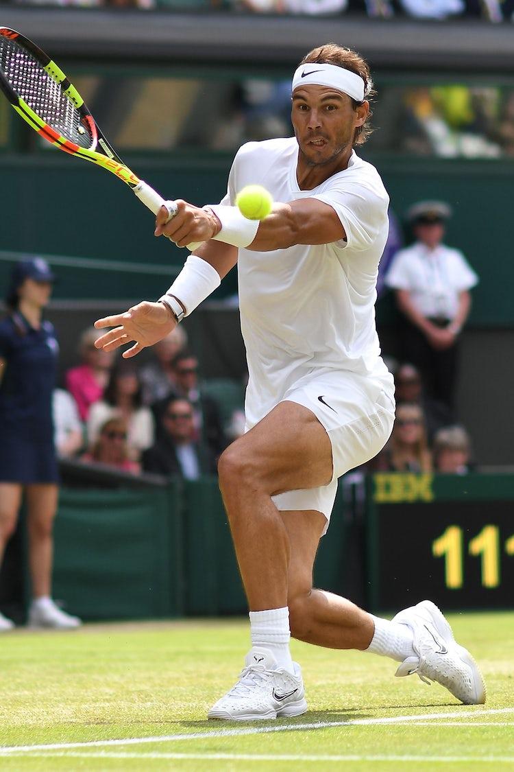 wimbledon tennis style nadal