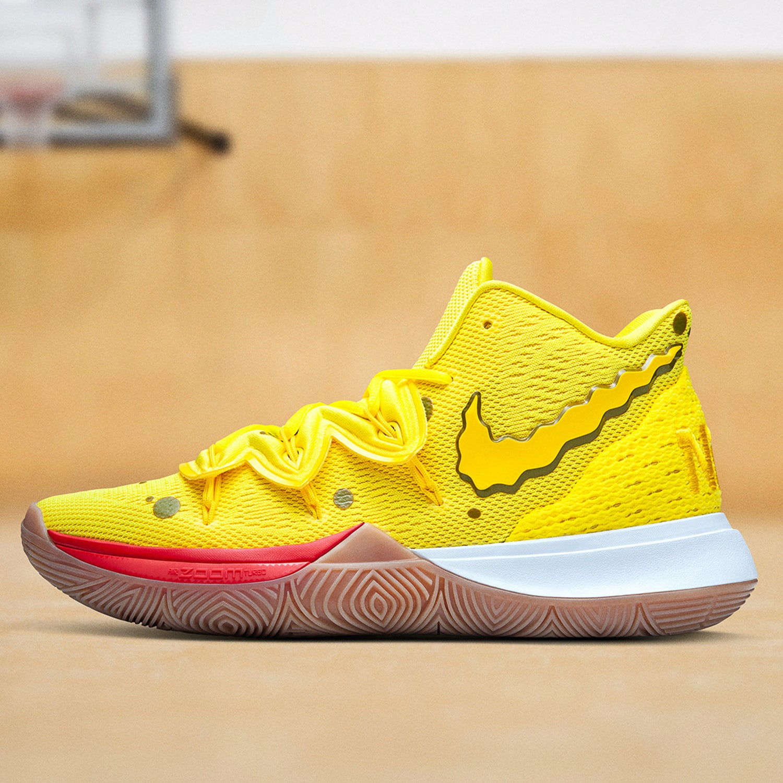 Spongebob Square Pants Nike Kyrie 1