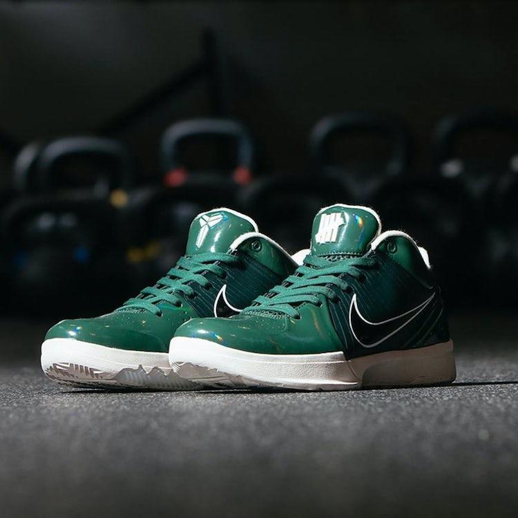 Undefeated Nike Zoom Kobe IV 1