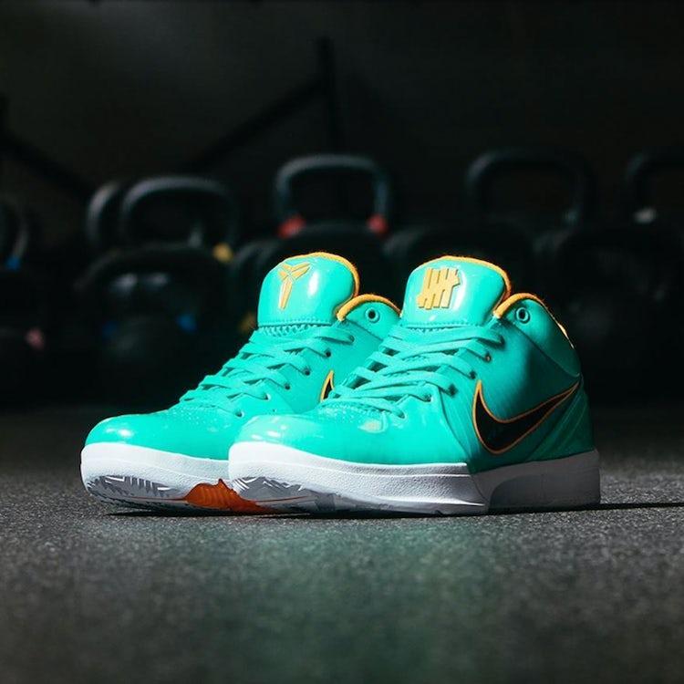 Undefeated Nike Zoom Kobe IV 2