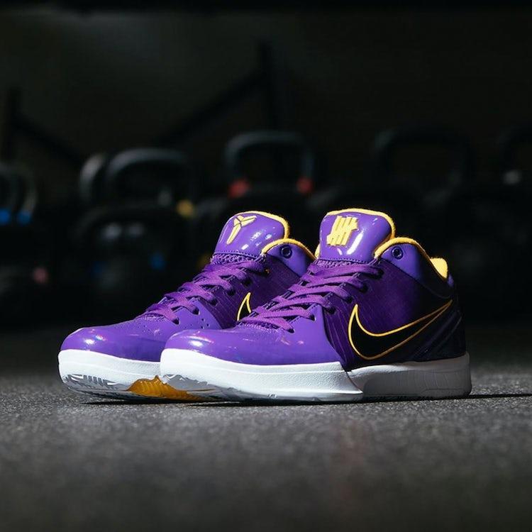 Undefeated Nike Zoom Kobe IV 3