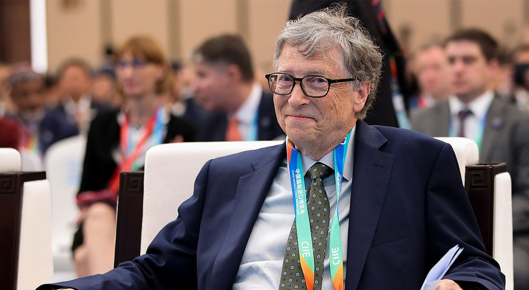 5 Books Bill Gates Thinks You Should Read