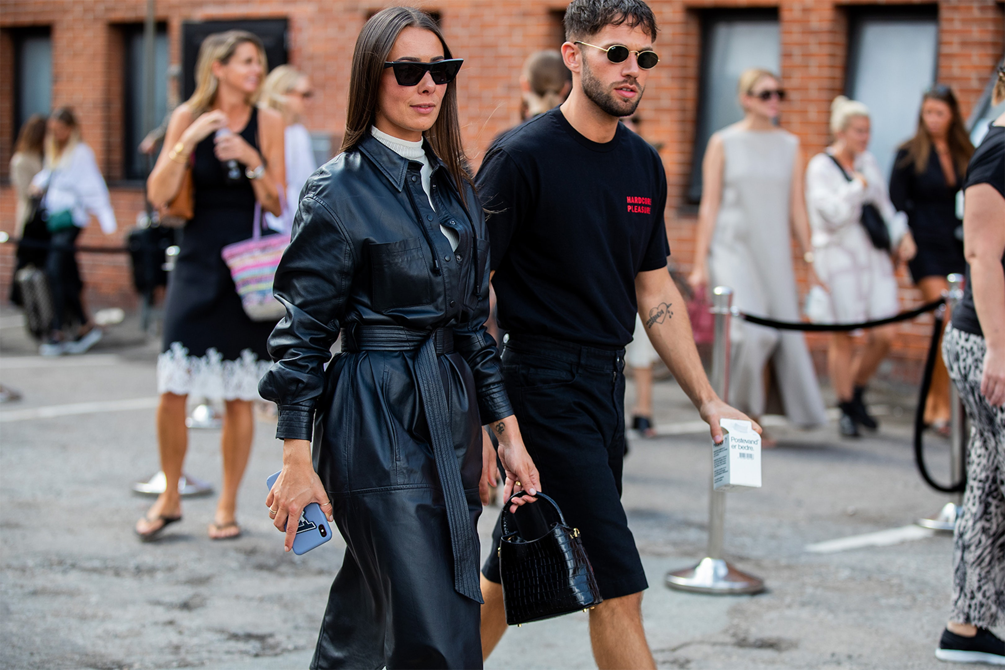 copenhagen fashion week couple 1
