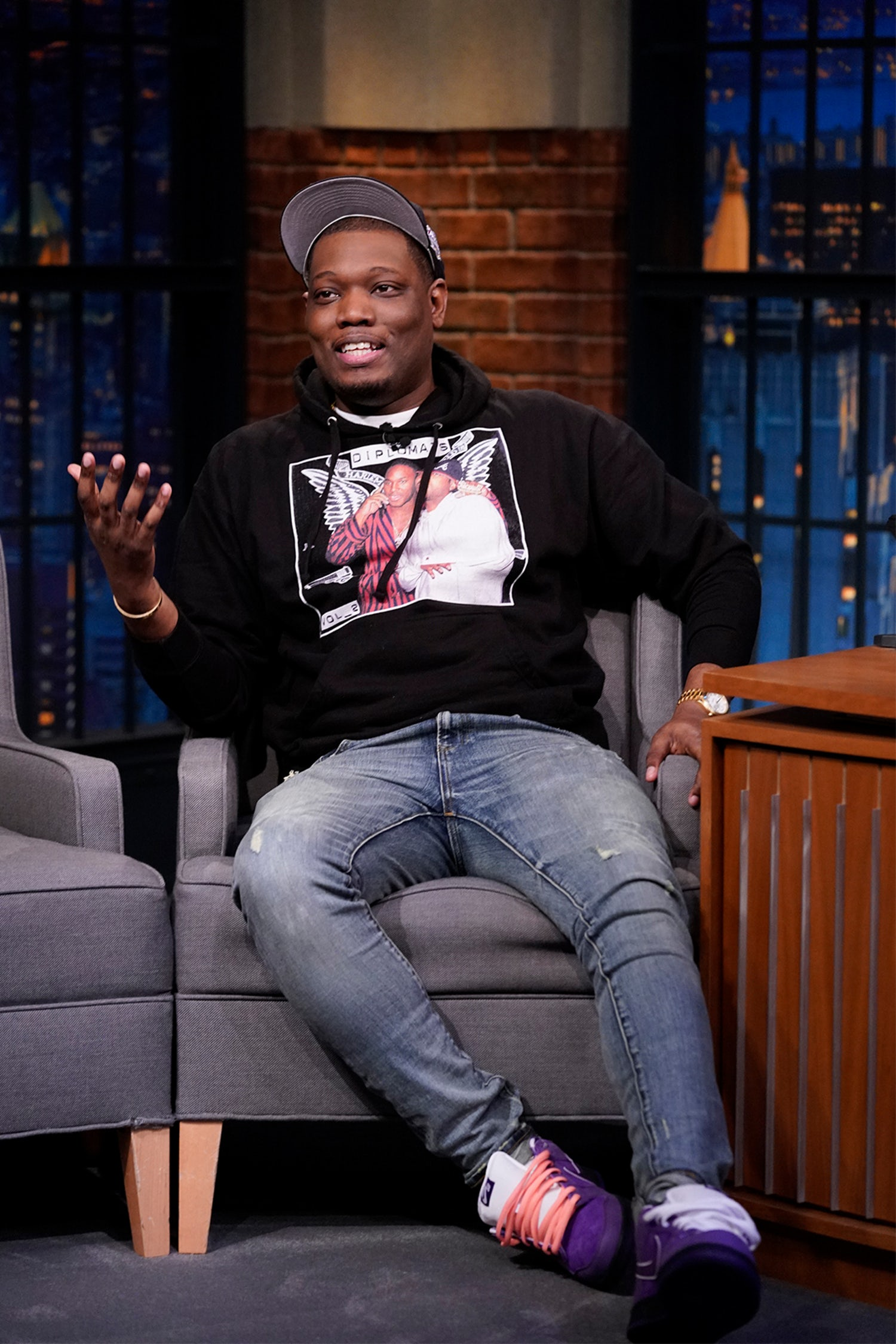 michael che august fit