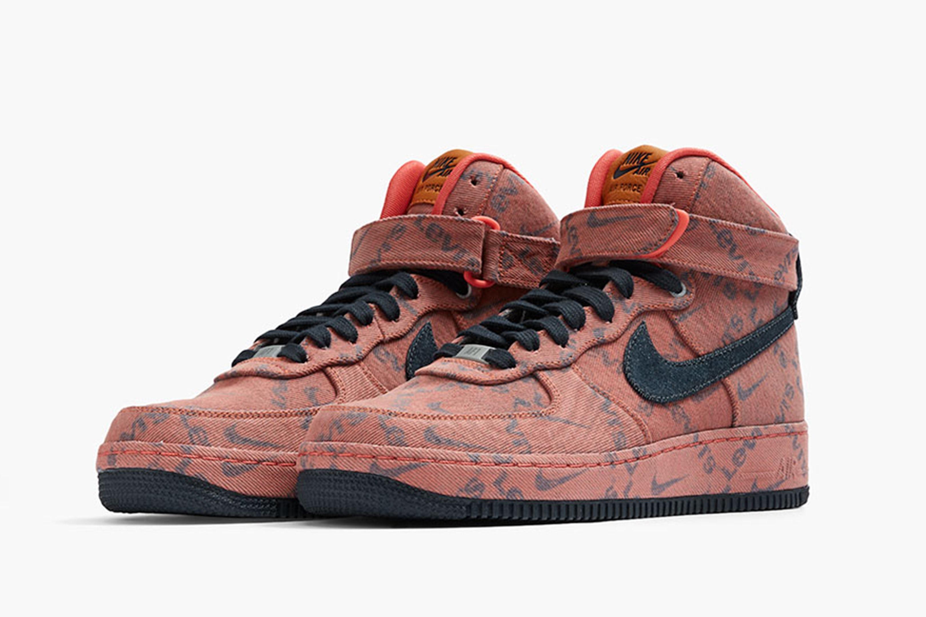 nike levis denim sneakers 4