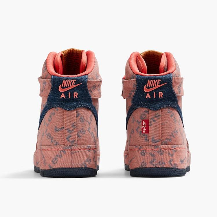 nike levis denim sneakers 5