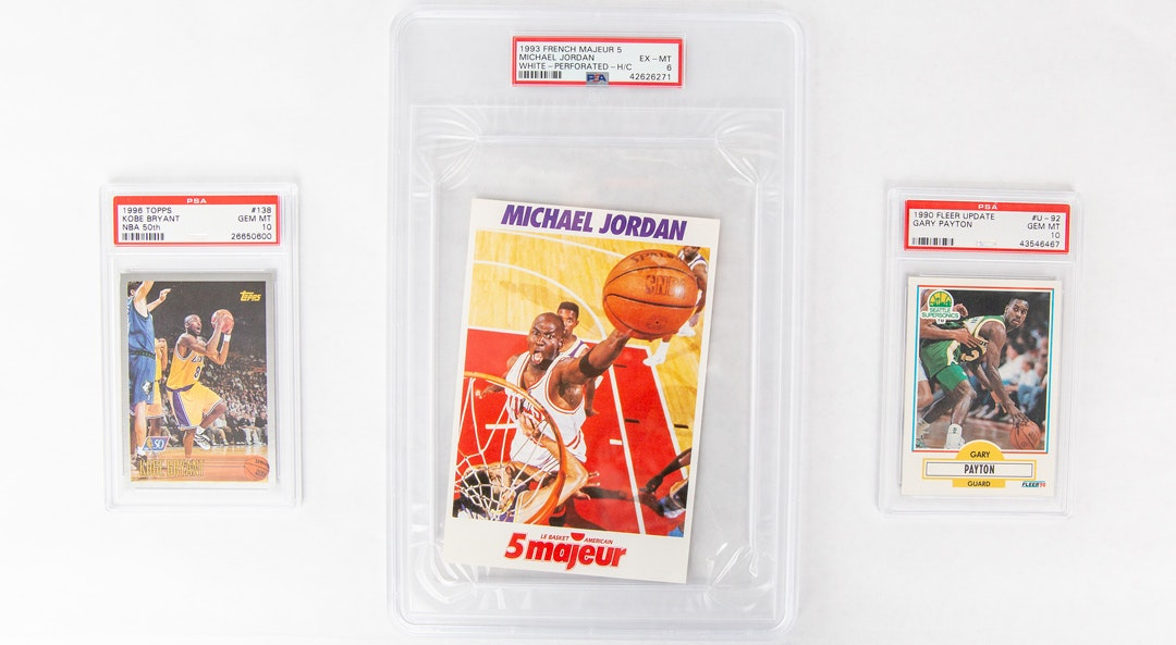 The Ultimate Guide to 90s Basketball Cards