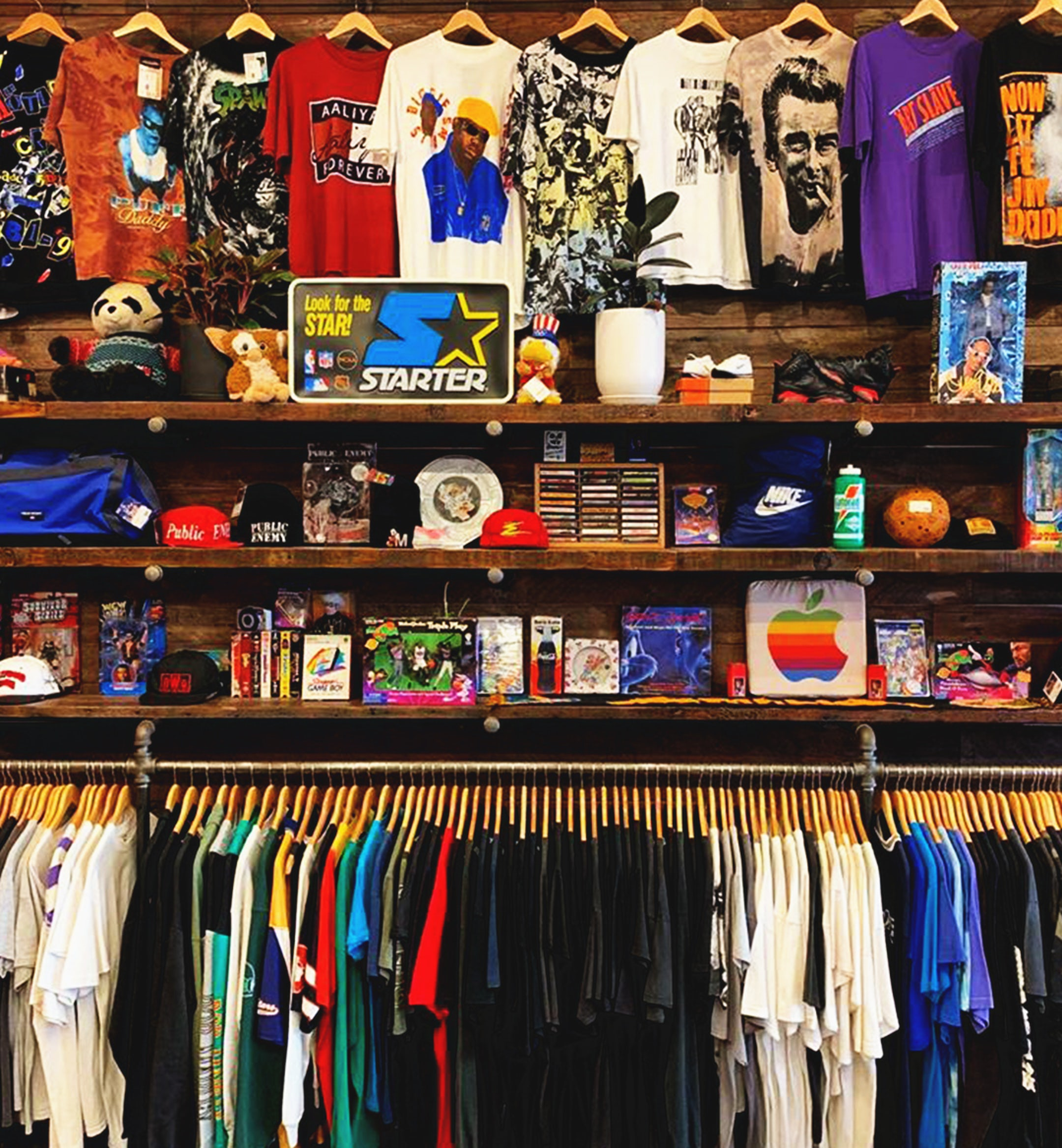 vintage tee shopping tips tricks hero