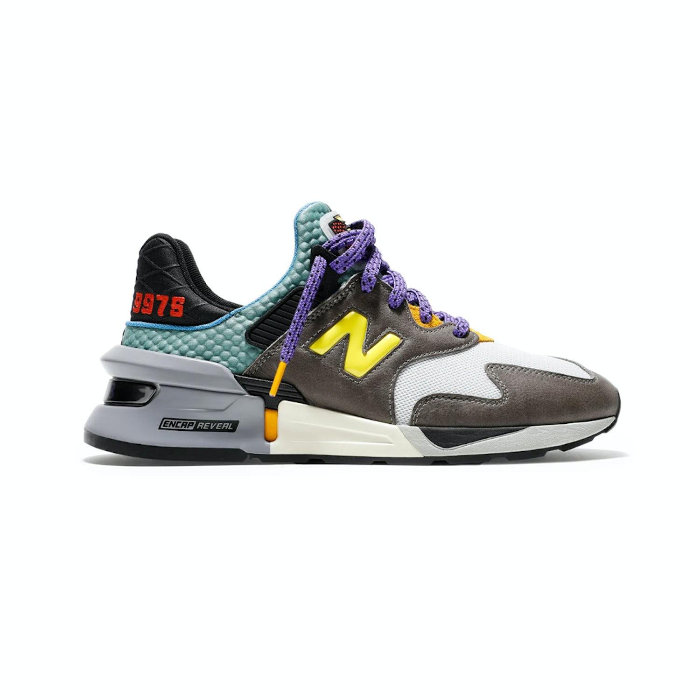 Bodega New Balance 997s No Bad Days 1