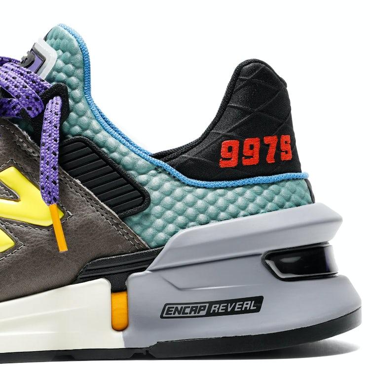 Bodega New Balance 997s No Bad Days 3