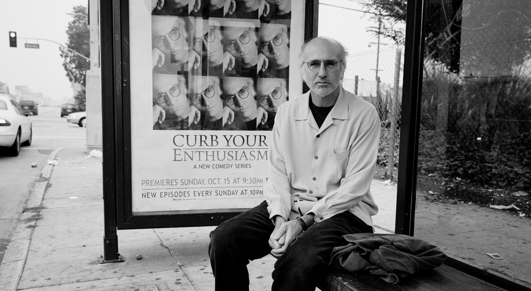 Autumn's Sneaker GOAT Is Vintage Larry David