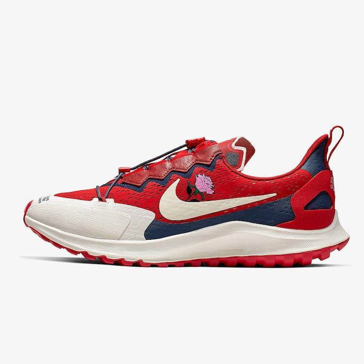 Nike x Gyakusou Zoom Pegasus 36 red