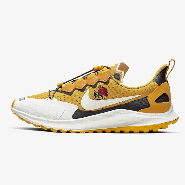 Nike x Gyakusou Zoom Pegasus 36 yellow