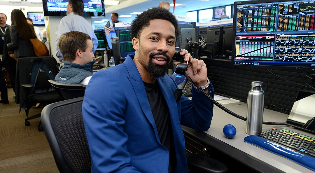 Spencer Dinwiddie Is Converting His New Contract into a Digital Token