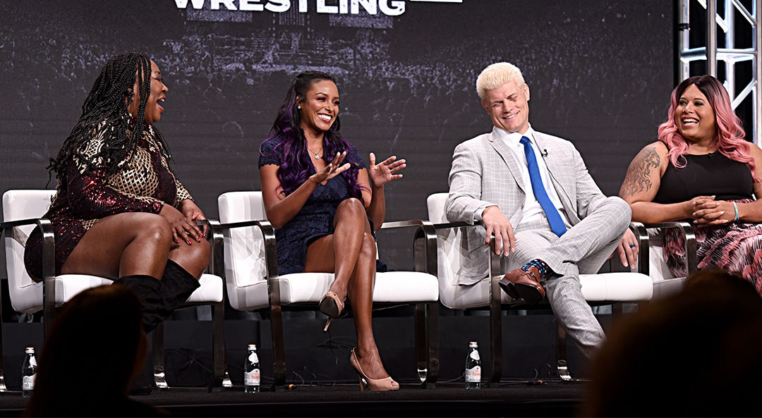 What Happened at AEW's 'All Out' PPV?