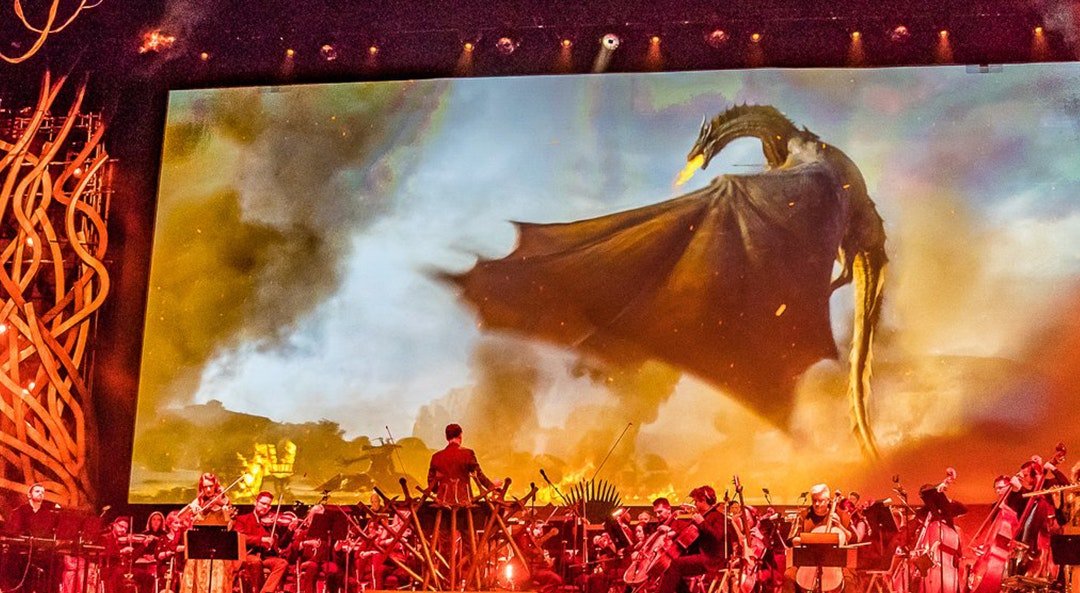 This TV Geek Went to the 'Game of Thrones' Concert and Died of Happiness