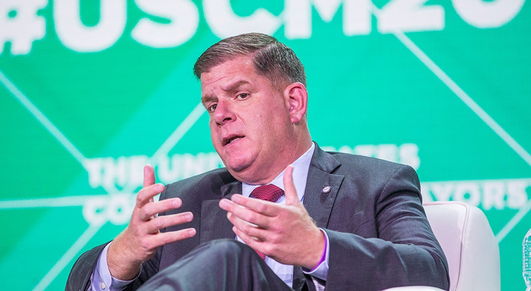 Boston Mayor Martin Walsh Sheds Light on Cannabis Legalization in Massachusetts