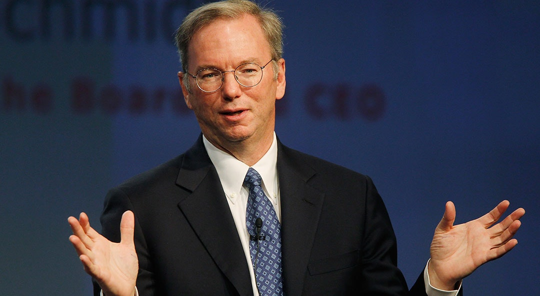 5 Books Eric Schmidt Thinks You Should Read